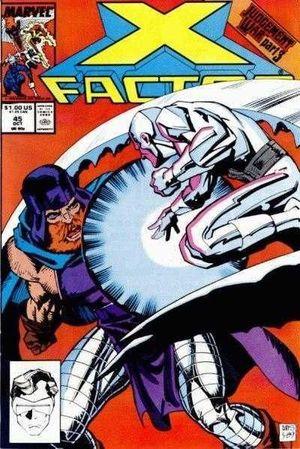 X-FACTOR (1986 1ST SERIES) #45