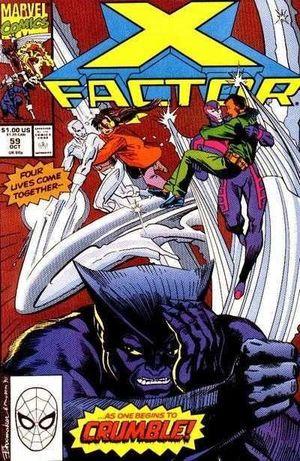 X-FACTOR (1986 1ST SERIES)