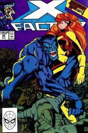 X-FACTOR (1986 1ST SERIES) #46