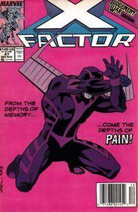 X-FACTOR (1986 1ST SERIES) #47