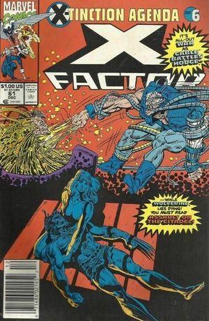 X-FACTOR (1986 1ST SERIES) #61