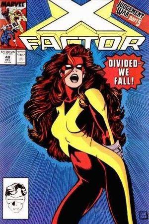 X-FACTOR (1986 1ST SERIES) #48