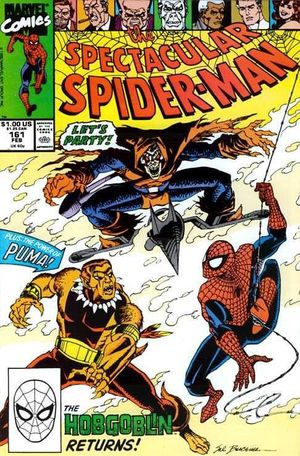 SPECTACULAR SPIDER-MAN (1976 1ST SERIES) #161
