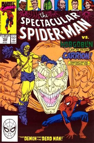 SPECTACULAR SPIDER-MAN (1976 1ST SERIES) #162