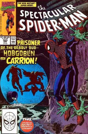 SPECTACULAR SPIDER-MAN (1976 1ST SERIES) #163