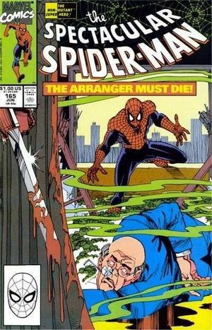 SPECTACULAR SPIDER-MAN (1976 1ST SERIES) #165