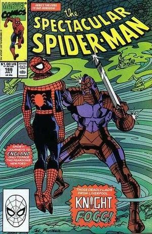 SPECTACULAR SPIDER-MAN (1976 1ST SERIES) #166