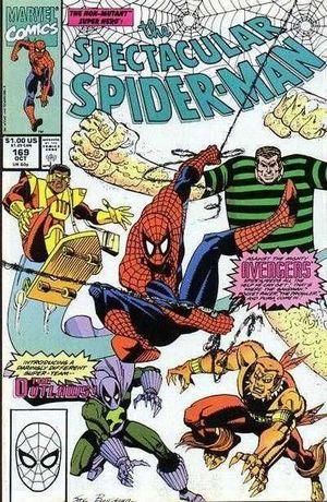 SPECTACULAR SPIDER-MAN (1976 1ST SERIES) #169