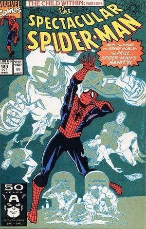 SPECTACULAR SPIDER-MAN (1976 1ST SERIES) #181