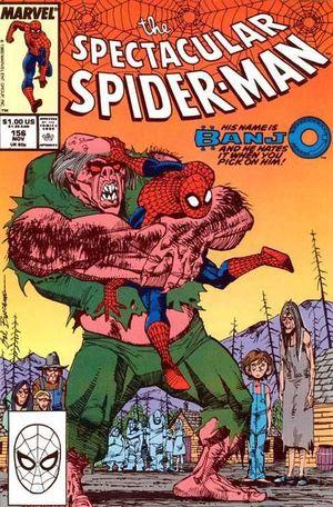 SPECTACULAR SPIDER-MAN (1976 1ST SERIES) #156