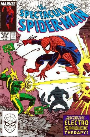 SPECTACULAR SPIDER-MAN (1976 1ST SERIES) #157