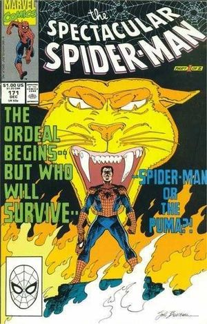 SPECTACULAR SPIDER-MAN (1976 1ST SERIES) #171