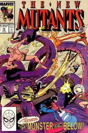 NEW MUTANTS (1983 1ST SERIES) #76