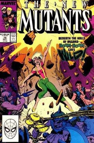 NEW MUTANTS (1983 1ST SERIES) #79