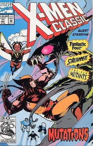 X-MEN CLASSIC (1986 CLASSIC X-MEN) #71