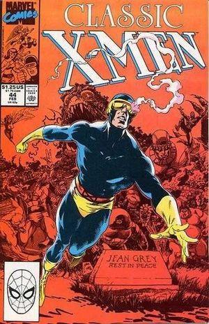 X-MEN CLASSIC (1986 CLASSIC X-MEN) #44