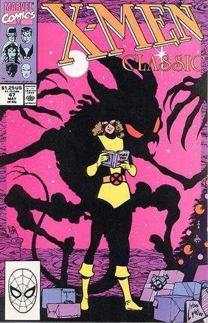 X-MEN CLASSIC (1986 CLASSIC X-MEN) #47