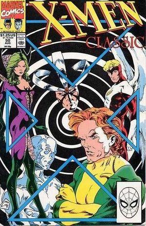 X-MEN CLASSIC (1986 CLASSIC X-MEN) #50