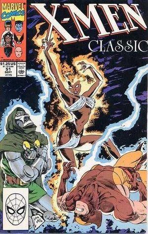 X-MEN CLASSIC (1986 CLASSIC X-MEN) #51