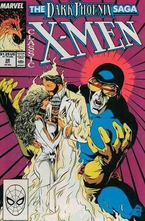 X-MEN CLASSIC (1986 CLASSIC X-MEN) #38
