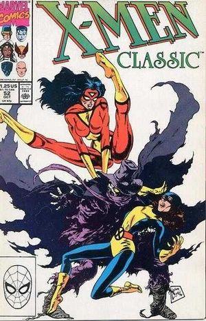 X-MEN CLASSIC (1986 CLASSIC X-MEN) #52