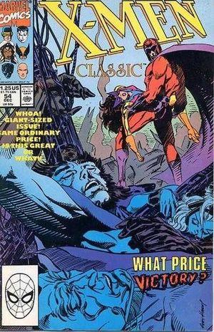 X-MEN CLASSIC (1986 CLASSIC X-MEN) #54