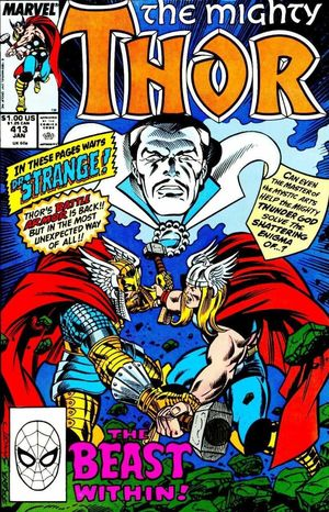 THOR (1962-1996 1ST SERIES JOURNEY INTO MYSTERY) #413