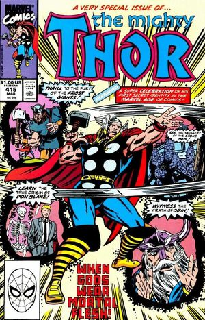 THOR (1962-1996 1ST SERIES JOURNEY INTO MYSTERY) #415
