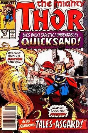 THOR (1962-1996 1ST SERIES JOURNEY INTO MYSTERY) #402