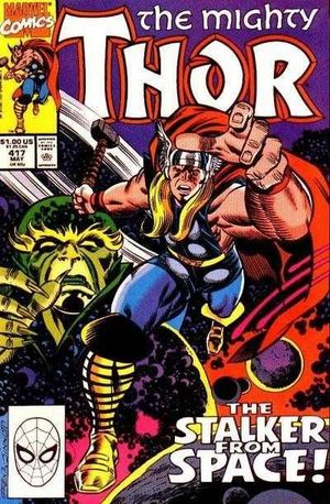 THOR (1962-1996 1ST SERIES JOURNEY INTO MYSTERY) #417