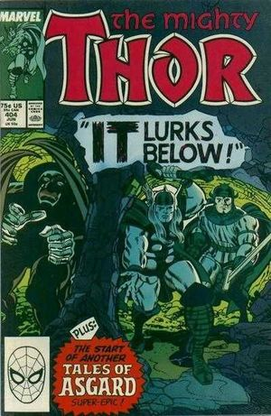 THOR (1962-1996 1ST SERIES JOURNEY INTO MYSTERY) #404