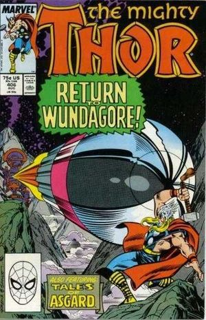 THOR (1962-1996 1ST SERIES JOURNEY INTO MYSTERY) #406