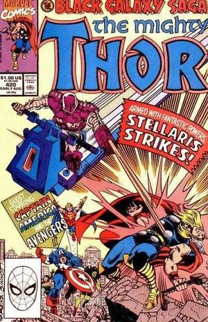 THOR (1962-1996 1ST SERIES JOURNEY INTO MYSTERY) #420