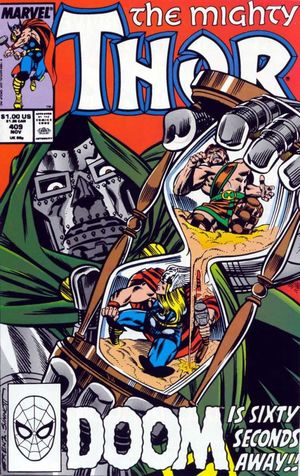 THOR (1962-1996 1ST SERIES JOURNEY INTO MYSTERY) #409