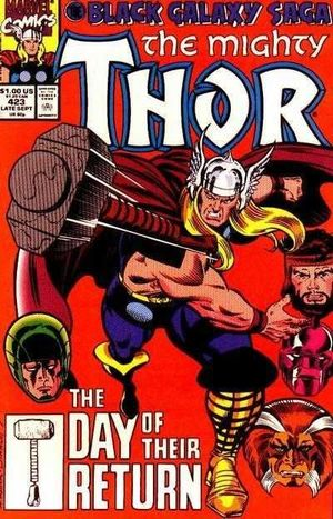 THOR (1962-1996 1ST SERIES JOURNEY INTO MYSTERY) #423
