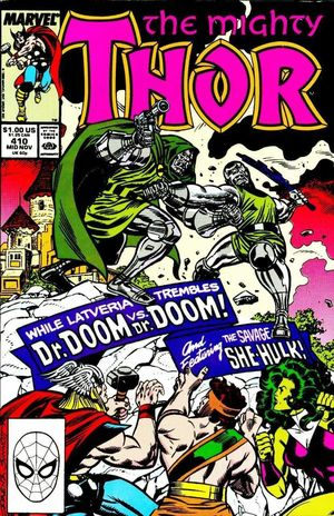THOR (1962-1996 1ST SERIES JOURNEY INTO MYSTERY) #410