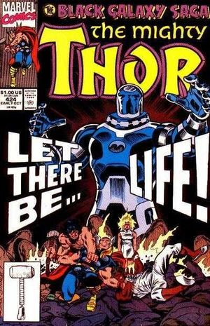 THOR (1962-1996 1ST SERIES JOURNEY INTO MYSTERY) #424