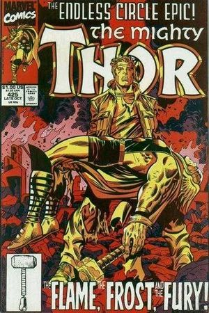 THOR (1962-1996 1ST SERIES JOURNEY INTO MYSTERY) #425