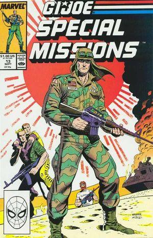 GI JOE SPECIAL MISSIONS (1986) #13