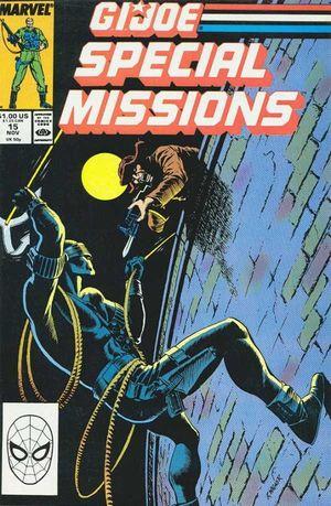GI JOE SPECIAL MISSIONS (1986) #15