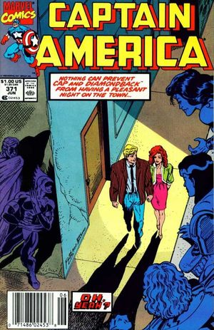 CAPTAIN AMERICA (1968 1ST SERIES) #371