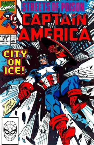 CAPTAIN AMERICA (1968 1ST SERIES) #372