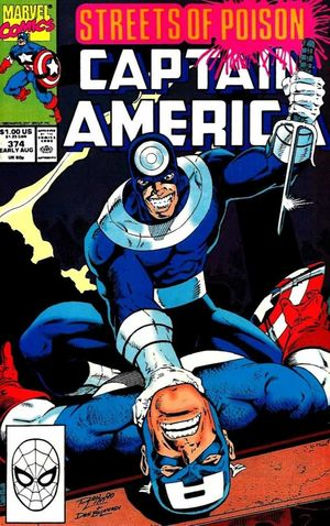 CAPTAIN AMERICA (1968 1ST SERIES) #374
