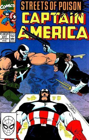 CAPTAIN AMERICA (1968 1ST SERIES) #377