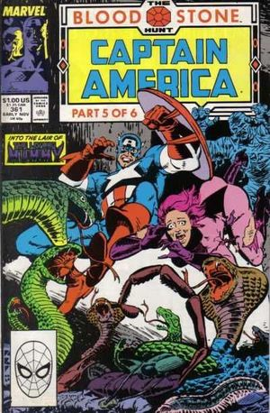 CAPTAIN AMERICA (1968 1ST SERIES) #361