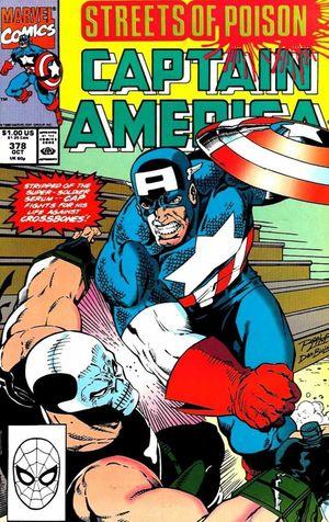 CAPTAIN AMERICA (1968 1ST SERIES) #378