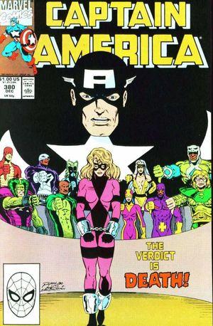 CAPTAIN AMERICA (1968 1ST SERIES) #380