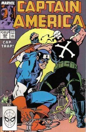 CAPTAIN AMERICA (1968 1ST SERIES) #364