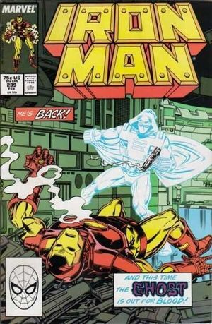 IRON MAN (1968 1ST SERIES) #239