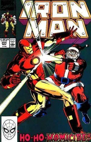 IRON MAN (1968 1ST SERIES) #254